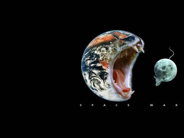 Cat-Planet-Funny-Wallpaper