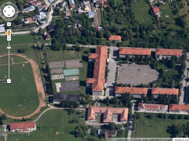 Colegiul Liceal Militar Dimitrie Cantemir