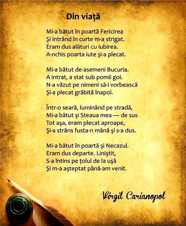 Din viata - Virgil C